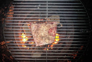 Tri-Tip Cooking