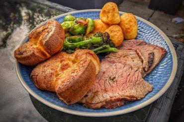 BBQ Beef Topside