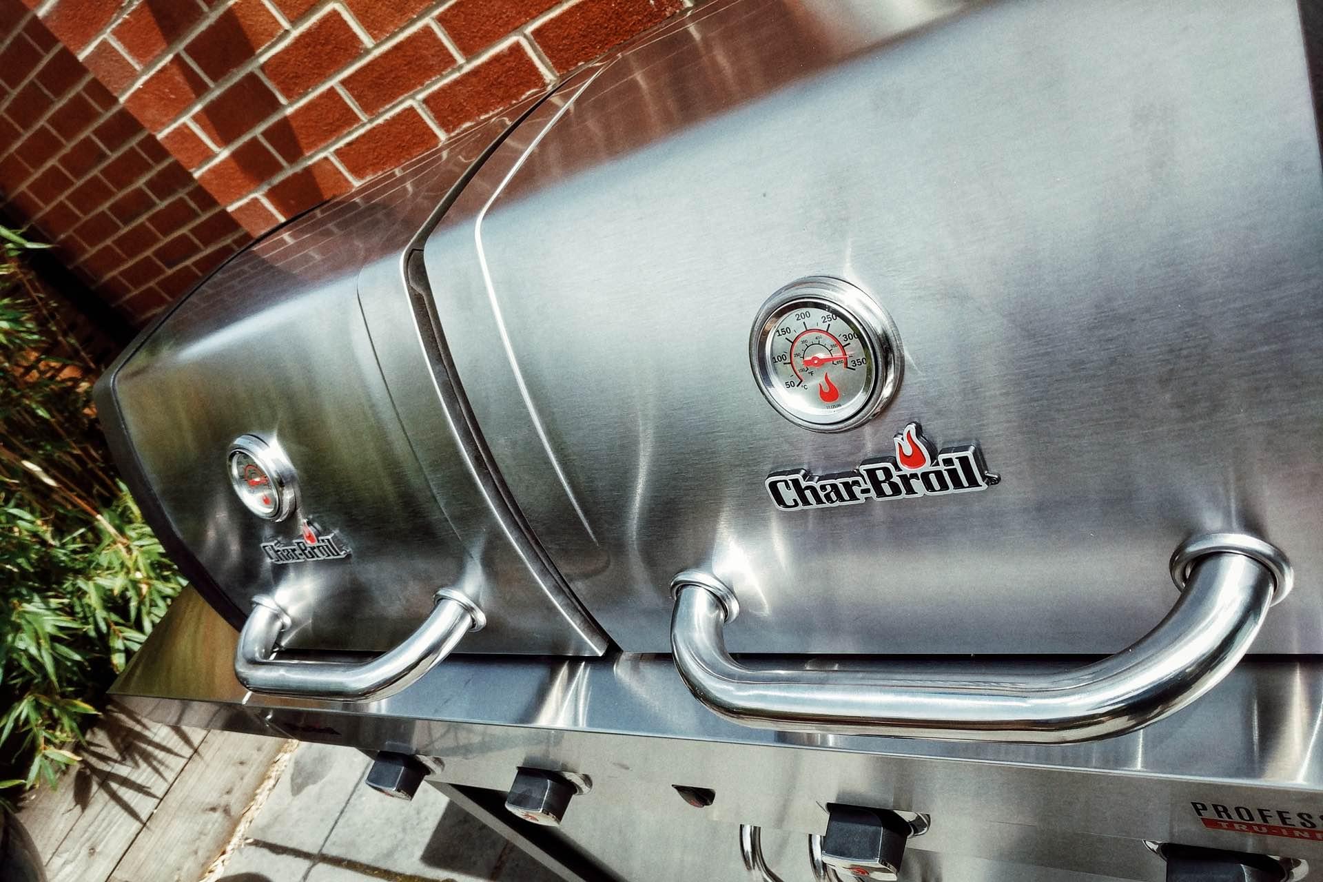 Char-Broil S4600 Professional BBQ