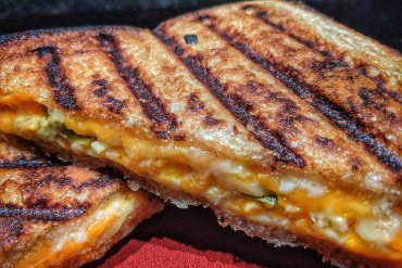 BBQ Toasted Sandwich