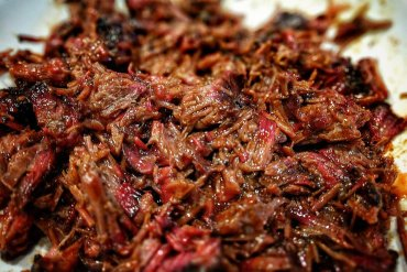 Pulled Beef Cheek