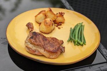 Cooked Confit de Canard