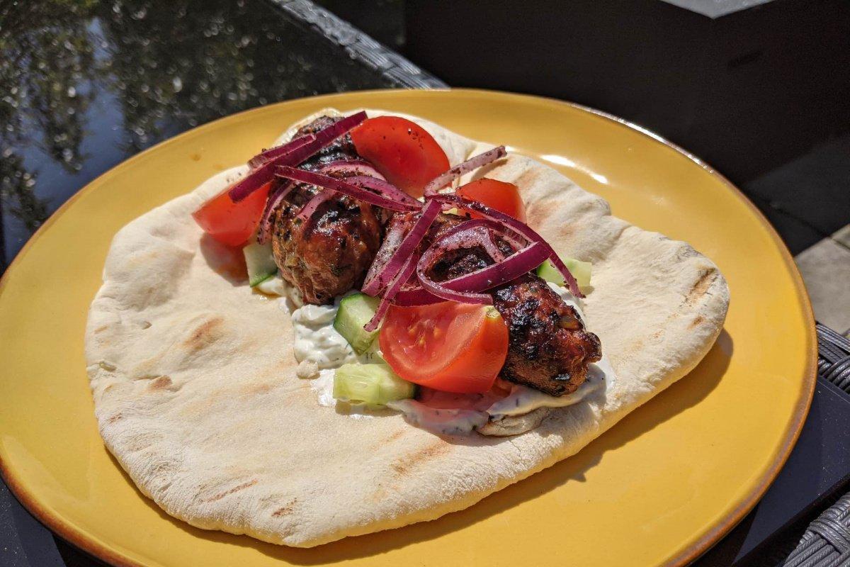 Lyulya Kebab