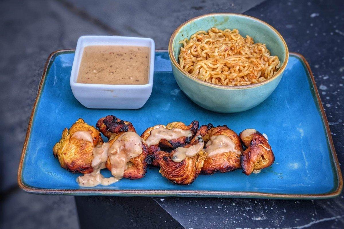 Dutch Chicken Satay
